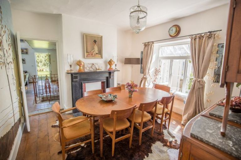 Pilton dining room